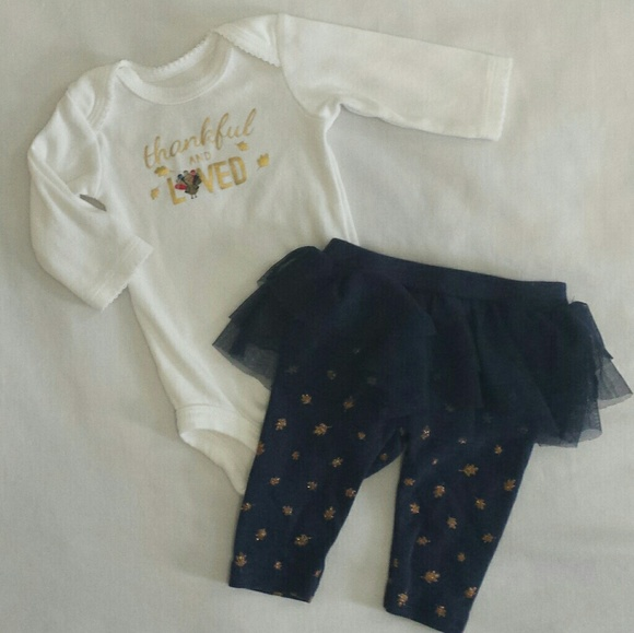 eaef795eb Carter's Matching Sets | Carters Thanksgiving Fall Outfit Set Baby ...
